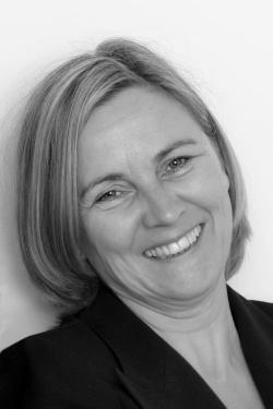 Portrait von Dipl. Soz-Ök. Karin Peters